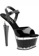 Illusion-659 - Black - Size 7