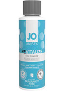 Jo Revitalize Toy Powder Fragrance Free 2oz