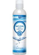 Cleanstream Natural Water Based Anal Lubricant 8oz