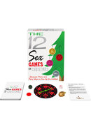 12 Sex Games Of Christmas For Couples