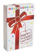 Candy Prints X-rated Birthday Candy 6 Boxes Per Counter...
