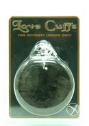 Furry Love Cuffs Brown